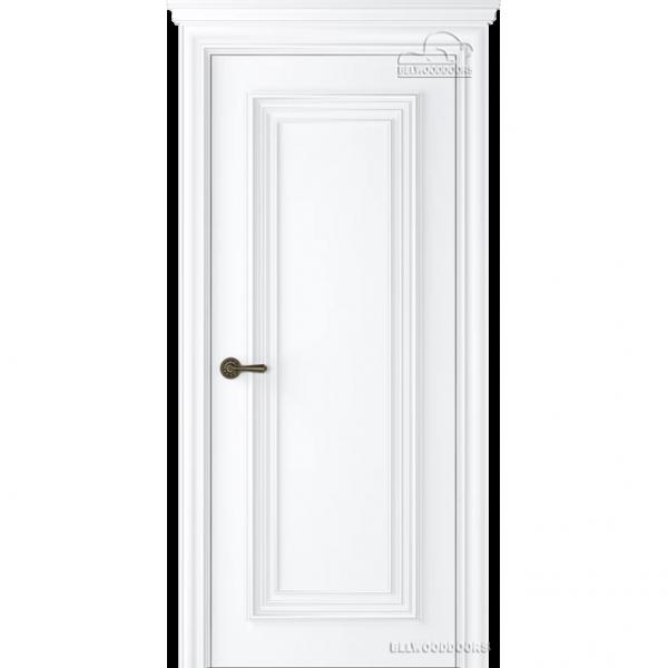 Дверь межкомнатная Эмалированная Belwooddoors Модель Палаццо 1. Эмаль белая