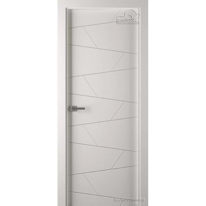 Дверь межкомнатная Эмалированная Belwooddoors Модель Svea. Эмаль белая