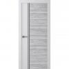Дверь межкомнатная Эмалированная Belwooddoors Модель Твинвуд 4. Эмаль белая