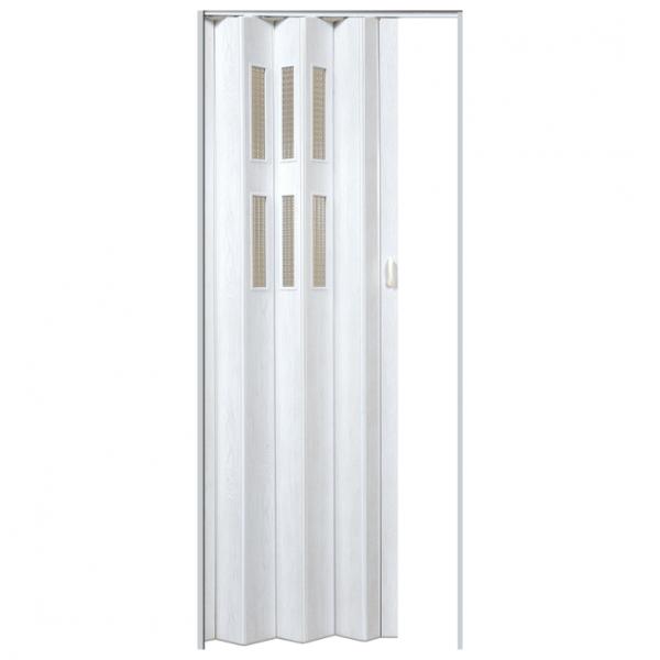Межкомнатная дверь Гармошка Pioneer Glass