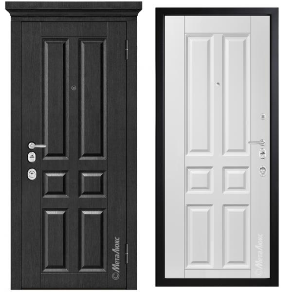Дверь входная Металюкс ArtWood М1701/25