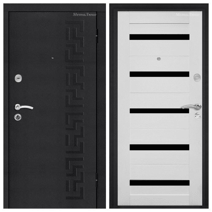 Дверь входная Металюкс Коллекция Стандарт. Модель М526