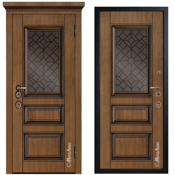 Дверь входная Металюкс ArtWood М1720/9