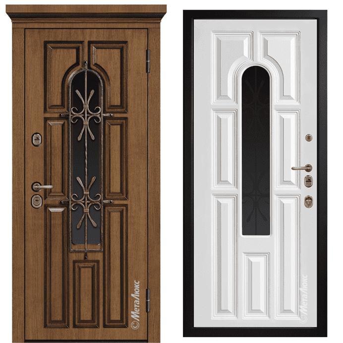 Дверь входная Металюкс ArtWood М1760/3