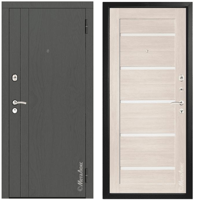 Дверь входная Металюкс Стандарт М318