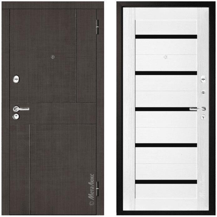 Дверь входная металюкс Гранд М326