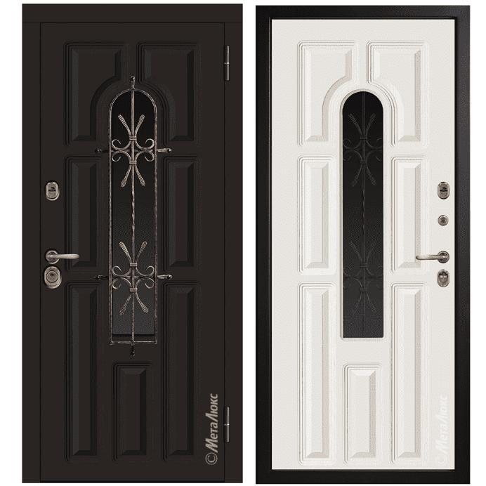 Дверь входная металюкс Гранд М370/1