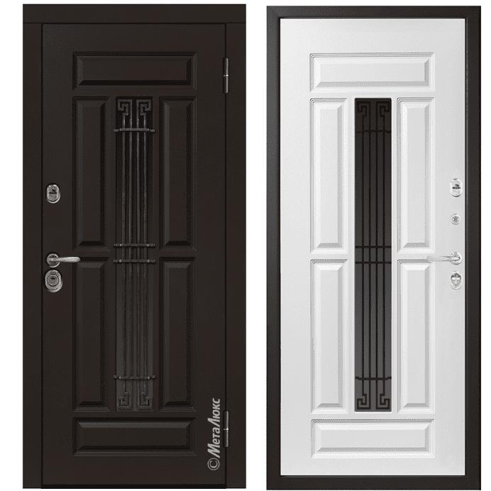 Дверь входная металюкс Гранд М386/2