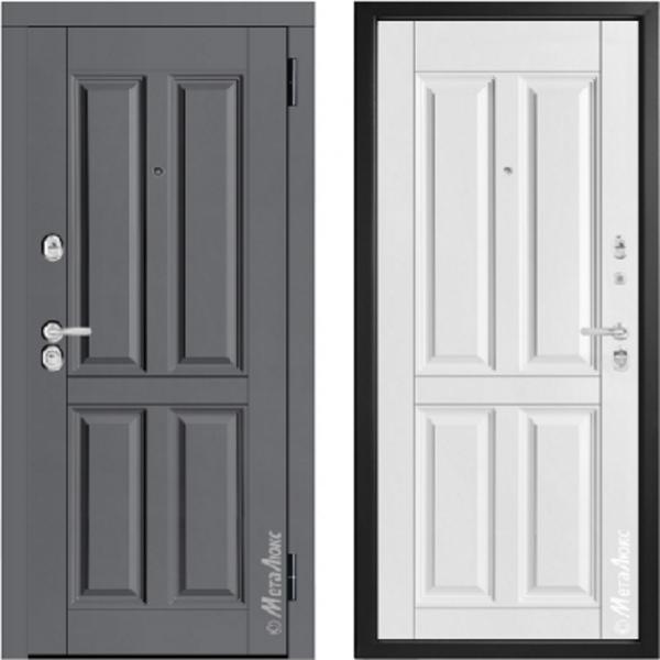 Дверь входная металюкс Гранд М442/5