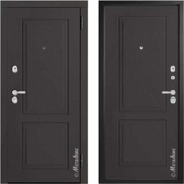Дверь входная металюкс Гранд М445