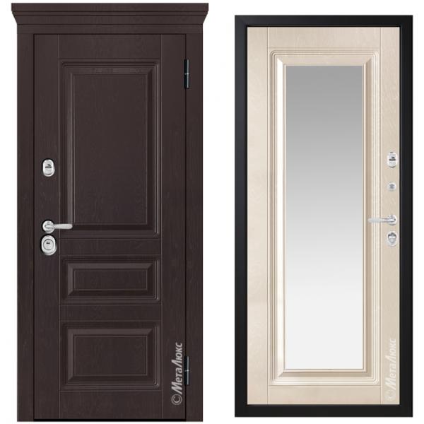Дверь входная Металюкс Статус М709 Z