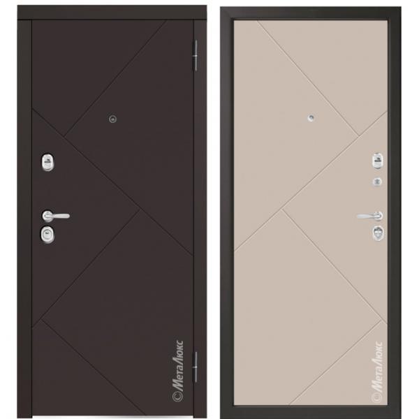 Дверь входная Металюкс Статус М746/1