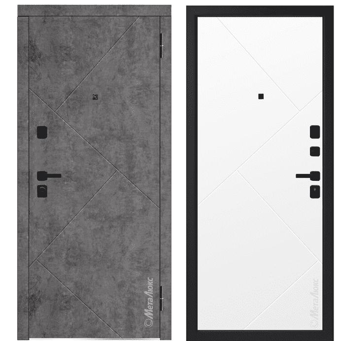 Дверь входная Металюкс Статус М746/13