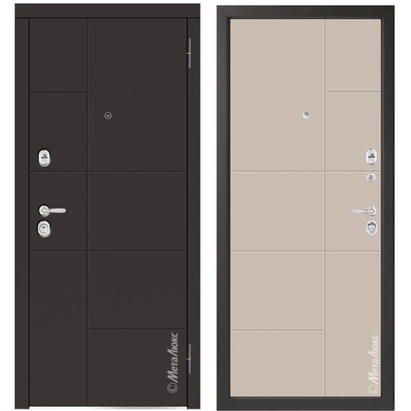 Дверь входная Металюкс Статус М747/1