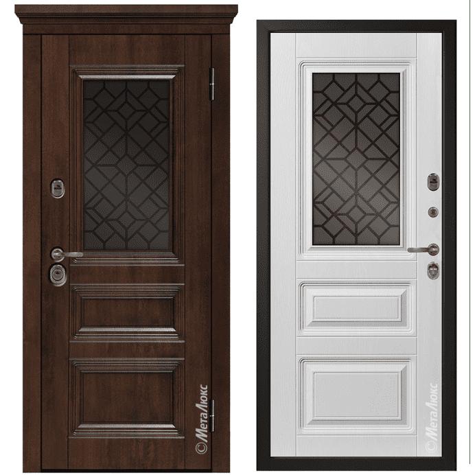 Дверь входная Металюкс Статус М764/1
