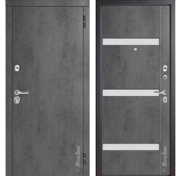 Дверь входная Металюкс Статус М771/3