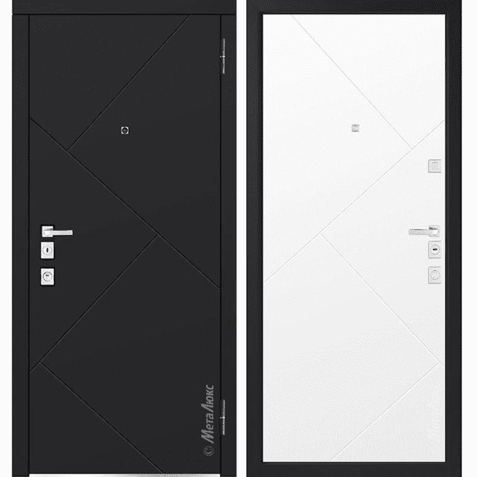 Дверь входная Металюкс MILANO М1100/11