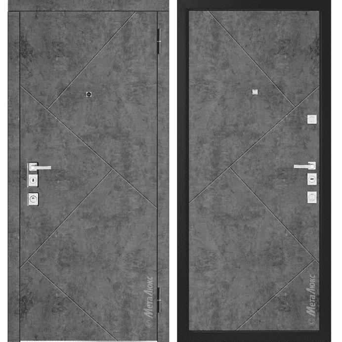 Дверь входная Металюкс MILANO М1100/12