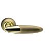 Ручка раздельная Sfera LD55-1AB-GP-7 бронза-золото