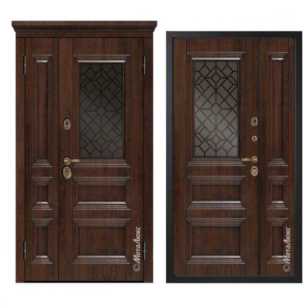Дверь входная Металюкс Статус СМ864