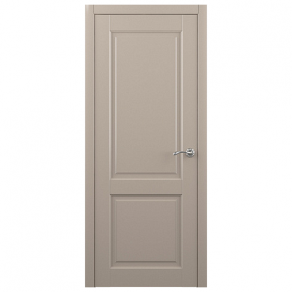 Межкомнатная дверь Albero Vinyl Эрмитаж-4 ПГ серый