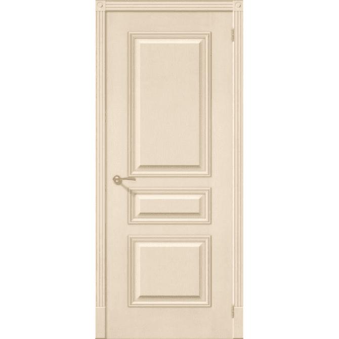 Межкомнатная дверь шпонированная дубом Лоза Лондон ДГ
