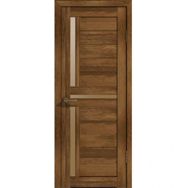 Межкомнатная дверь шпонированная дубом Лоза Модерн 3