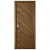 Межкомнатная дверь шпонированная дубом Лоза Стандарт Angle