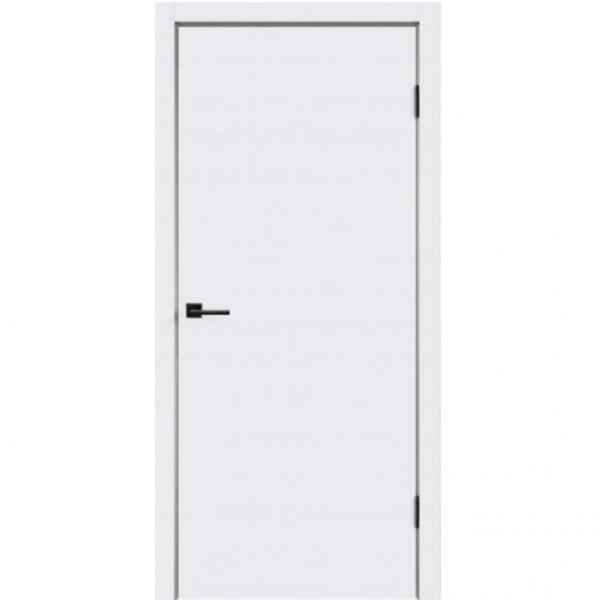 Межкомнатная дверь шпонированная дубом Лоза Стандарт Pro