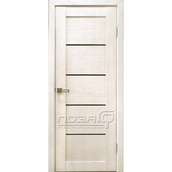 Межкомнатная дверь шпонированная дубом Лоза Токио 5