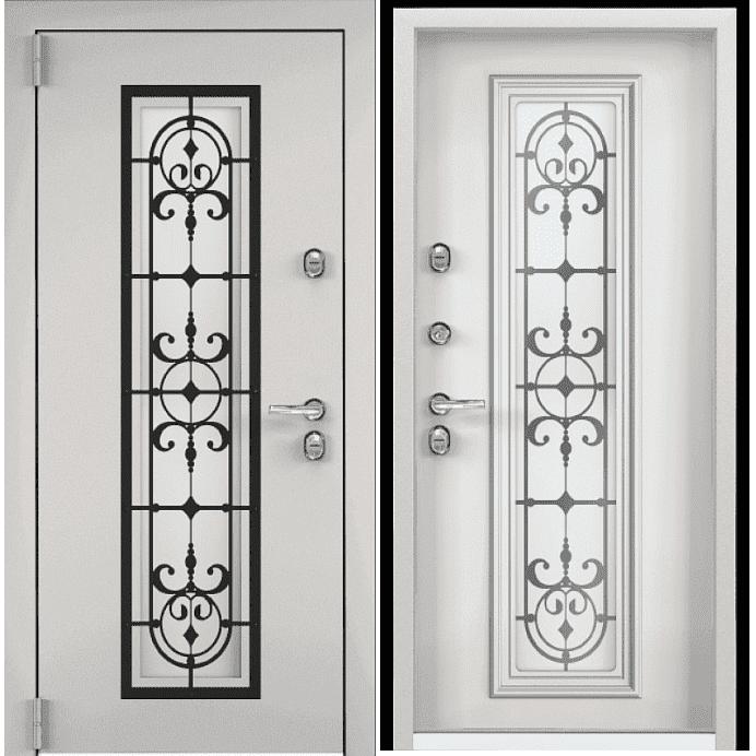 Входная дверь TOREX Снегирь МР-14