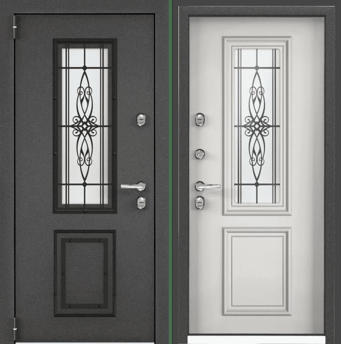 Входная дверь TOREX Снегирь МР-7