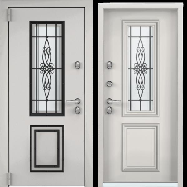 Входная дверь TOREX Снегирь МР-8
