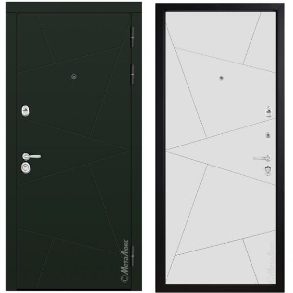 Дверь входная Металюкс Бункер М85/30 Е
