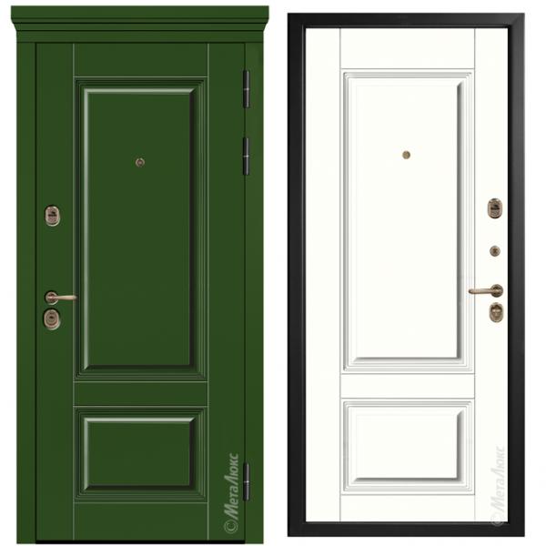 Дверь входная Металюкс Бункер М86/27 Е