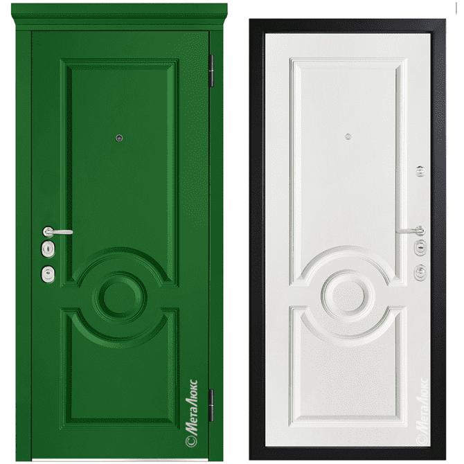 Дверь входная Металюкс MILANO М1000/27 E