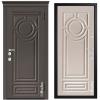 Дверь входная Металюкс MILANO М1008/10 E