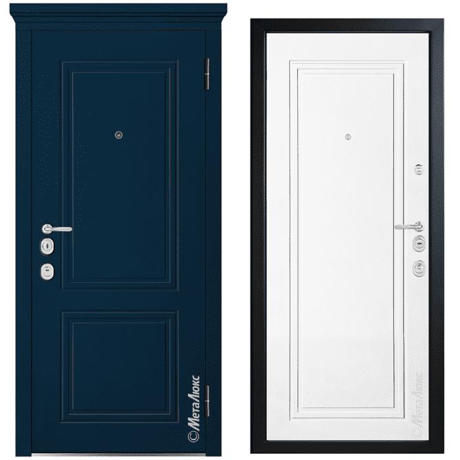 Дверь входная Металюкс MILANO М1029/38 E