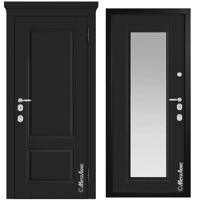 Дверь входная Металюкс MILANO М1030/18 E Z