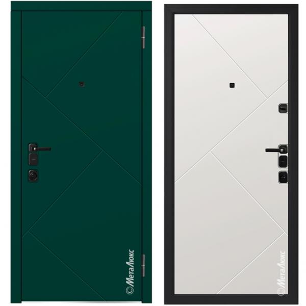 Дверь входная Металюкс MILANO М1100/30 E