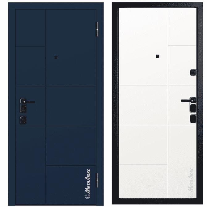 Дверь входная Металюкс MILANO М1101/38 E