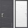 Дверь входная Металюкс MILANO М1104/5 E