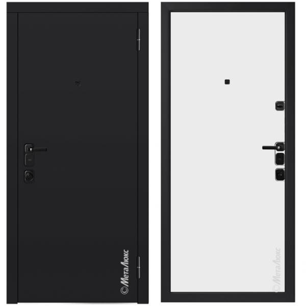 Дверь входная Металюкс MILANO М1109/8 E