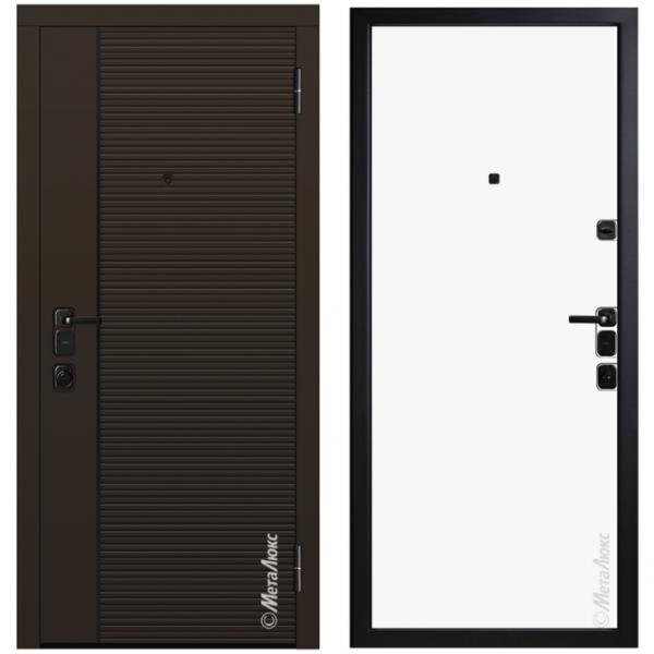Дверь входная Металюкс MILANO М1110/2 E