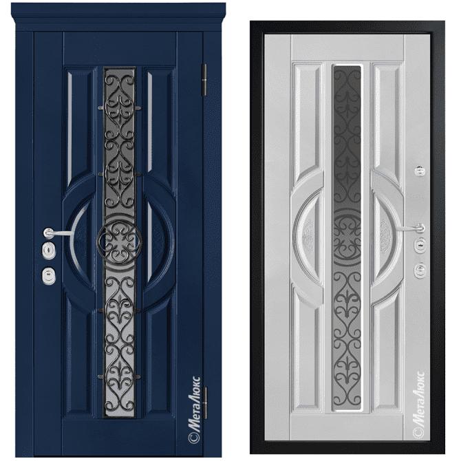 Дверь входная Металюкс MILANO СМ1203/39 E