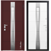 Дверь входная Металюкс MILANO СМ1204/14 E