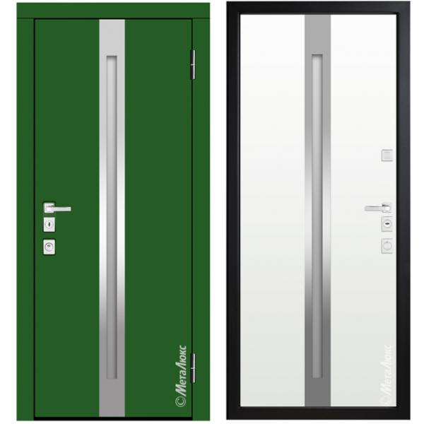 Дверь входная Металюкс MILANO СМ1206/27 E
