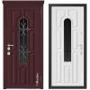Дверь входная Металюкс MILANO СМ1260/14 E