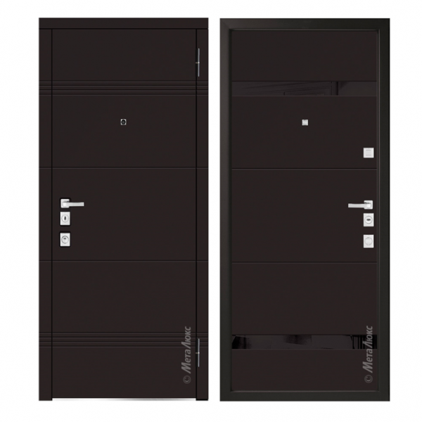 Дверь входная Металюкс MILANO М1301 E