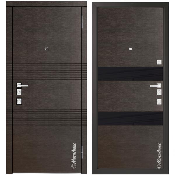 Дверь входная Металюкс MILANO М1302/2